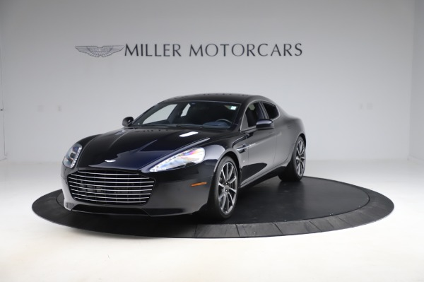 Used 2017 Aston Martin Rapide S Shadow Edition for sale Sold at Bentley Greenwich in Greenwich CT 06830 12