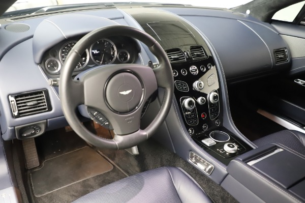 Used 2017 Aston Martin Rapide S Shadow Edition for sale Sold at Bentley Greenwich in Greenwich CT 06830 14