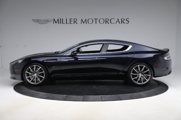 Used 2017 Aston Martin Rapide S Shadow Edition for sale Sold at Bentley Greenwich in Greenwich CT 06830 2