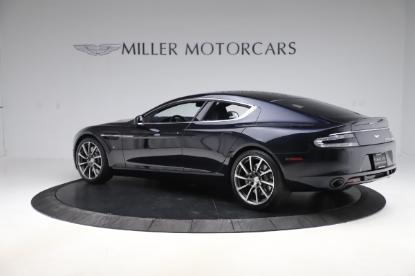 Used 2017 Aston Martin Rapide S Shadow Edition for sale Sold at Bentley Greenwich in Greenwich CT 06830 3