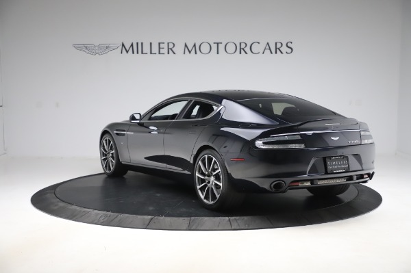 Used 2017 Aston Martin Rapide S Shadow Edition for sale Sold at Bentley Greenwich in Greenwich CT 06830 4