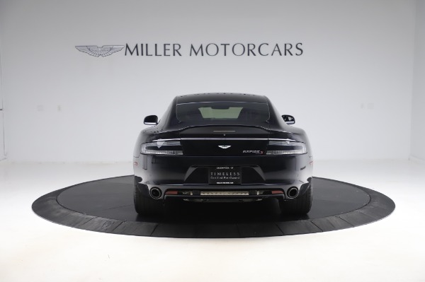 Used 2017 Aston Martin Rapide S Shadow Edition for sale Sold at Bentley Greenwich in Greenwich CT 06830 5