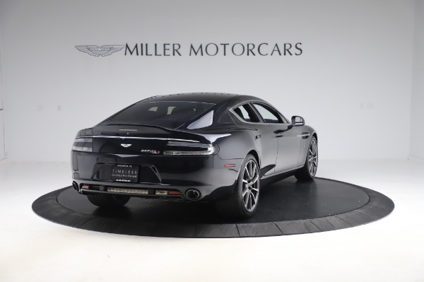 Used 2017 Aston Martin Rapide S Shadow Edition for sale Sold at Bentley Greenwich in Greenwich CT 06830 6