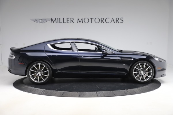 Used 2017 Aston Martin Rapide S Shadow Edition for sale Sold at Bentley Greenwich in Greenwich CT 06830 8