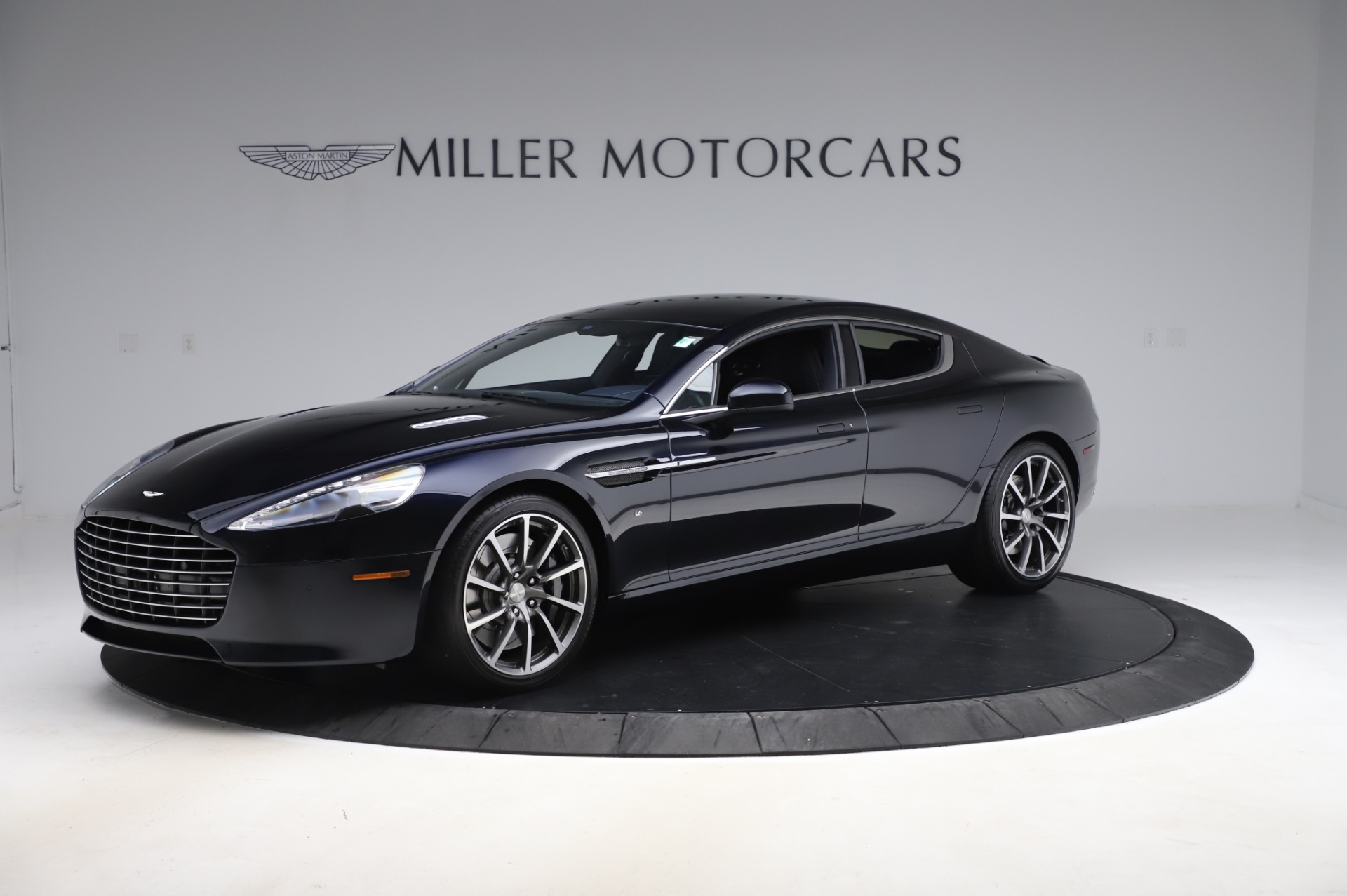 Used 2017 Aston Martin Rapide S Shadow Edition for sale $129,900 at Bentley Greenwich in Greenwich CT 06830 1