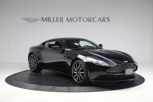 Used 2017 Aston Martin DB11 V12 for sale $149,900 at Bentley Greenwich in Greenwich CT 06830 10