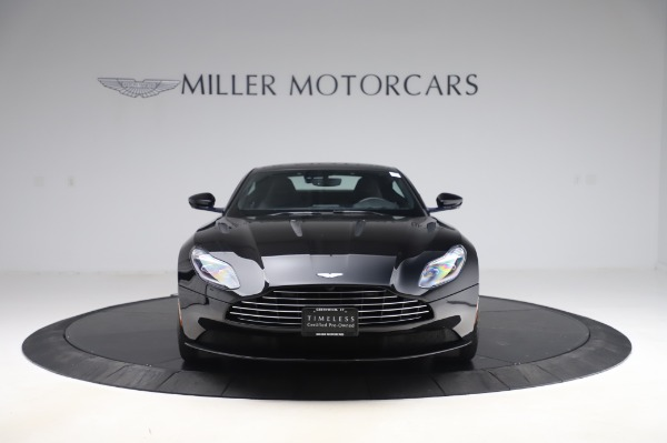 Used 2017 Aston Martin DB11 V12 Coupe for sale $149,900 at Bentley Greenwich in Greenwich CT 06830 11