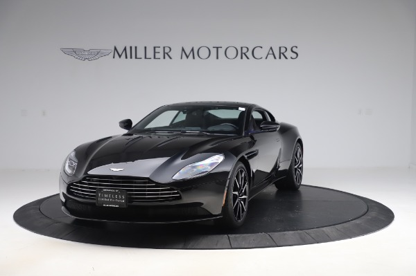 Used 2017 Aston Martin DB11 V12 for sale $149,900 at Bentley Greenwich in Greenwich CT 06830 12