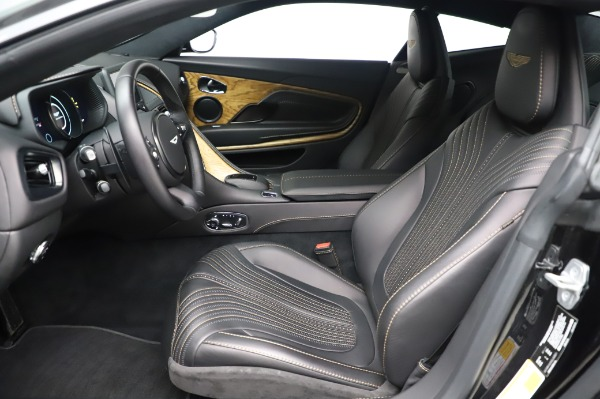 Used 2017 Aston Martin DB11 V12 for sale $149,900 at Bentley Greenwich in Greenwich CT 06830 14