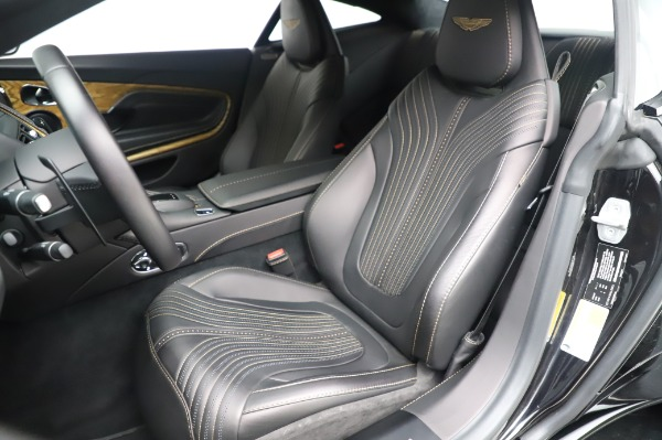 Used 2017 Aston Martin DB11 V12 for sale $149,900 at Bentley Greenwich in Greenwich CT 06830 15