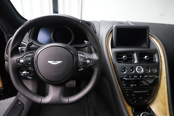 Used 2017 Aston Martin DB11 V12 for sale $149,900 at Bentley Greenwich in Greenwich CT 06830 19