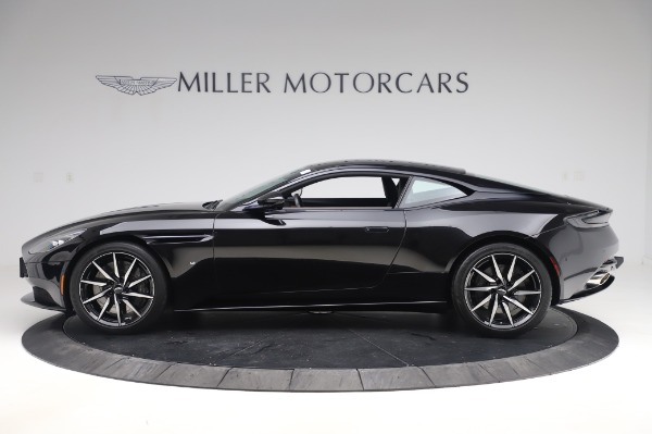 Used 2017 Aston Martin DB11 V12 for sale $149,900 at Bentley Greenwich in Greenwich CT 06830 2