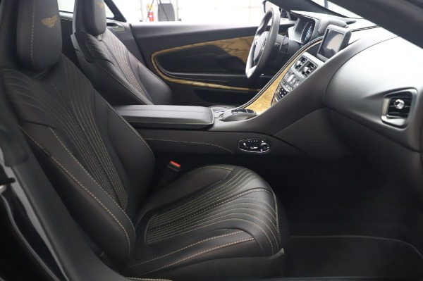 Used 2017 Aston Martin DB11 V12 for sale $149,900 at Bentley Greenwich in Greenwich CT 06830 22