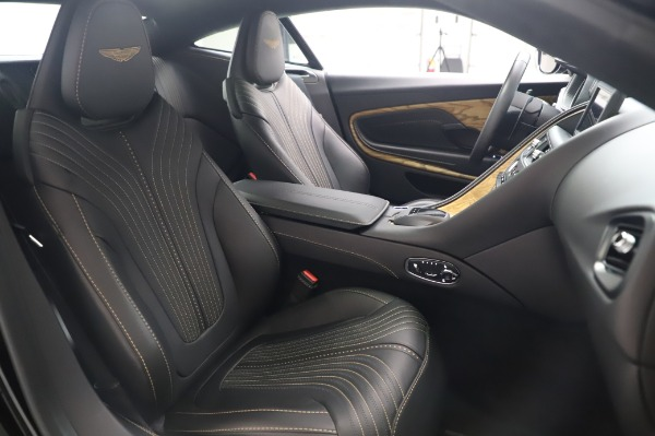 Used 2017 Aston Martin DB11 V12 for sale $149,900 at Bentley Greenwich in Greenwich CT 06830 23