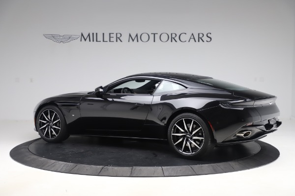 Used 2017 Aston Martin DB11 V12 for sale $149,900 at Bentley Greenwich in Greenwich CT 06830 3