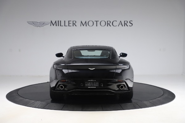 Used 2017 Aston Martin DB11 V12 Coupe for sale $149,900 at Bentley Greenwich in Greenwich CT 06830 5