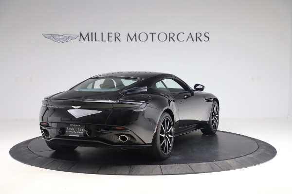 Used 2017 Aston Martin DB11 V12 Coupe for sale $149,900 at Bentley Greenwich in Greenwich CT 06830 6