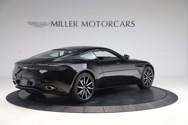 Used 2017 Aston Martin DB11 V12 Coupe for sale $149,900 at Bentley Greenwich in Greenwich CT 06830 7