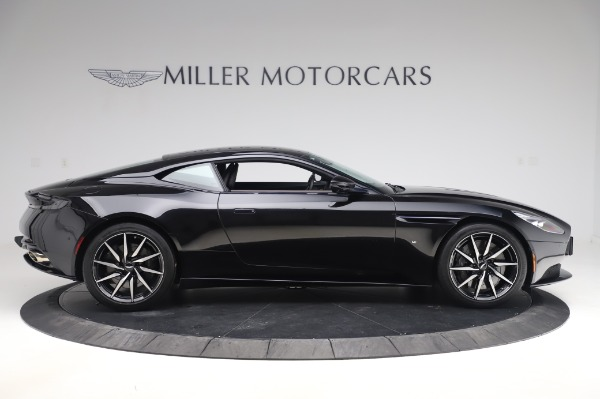 Used 2017 Aston Martin DB11 V12 Coupe for sale $149,900 at Bentley Greenwich in Greenwich CT 06830 8