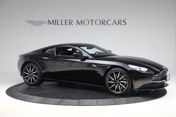 Used 2017 Aston Martin DB11 V12 Coupe for sale $149,900 at Bentley Greenwich in Greenwich CT 06830 9