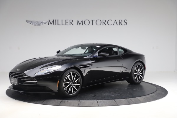Used 2017 Aston Martin DB11 V12 for sale $149,900 at Bentley Greenwich in Greenwich CT 06830 1