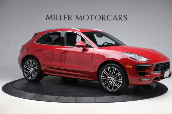 Used 2017 Porsche Macan GTS for sale $57,900 at Bentley Greenwich in Greenwich CT 06830 10