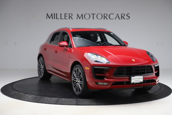 Used 2017 Porsche Macan GTS for sale $57,900 at Bentley Greenwich in Greenwich CT 06830 11
