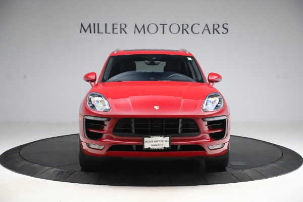 Used 2017 Porsche Macan GTS for sale $57,900 at Bentley Greenwich in Greenwich CT 06830 12