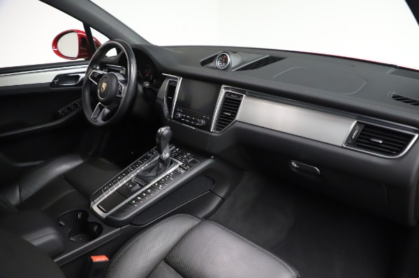 Used 2017 Porsche Macan GTS for sale $57,900 at Bentley Greenwich in Greenwich CT 06830 18