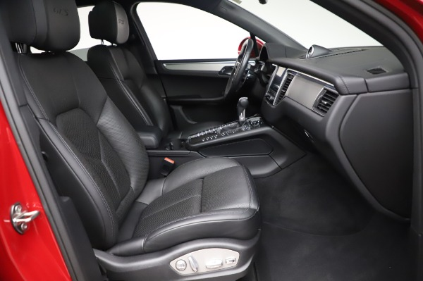 Used 2017 Porsche Macan GTS for sale $57,900 at Bentley Greenwich in Greenwich CT 06830 19