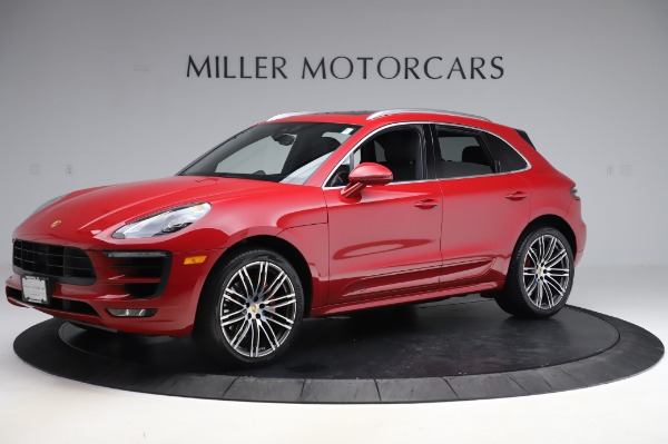 Used 2017 Porsche Macan GTS for sale $57,900 at Bentley Greenwich in Greenwich CT 06830 2