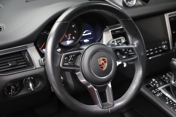 Used 2017 Porsche Macan GTS for sale $57,900 at Bentley Greenwich in Greenwich CT 06830 22