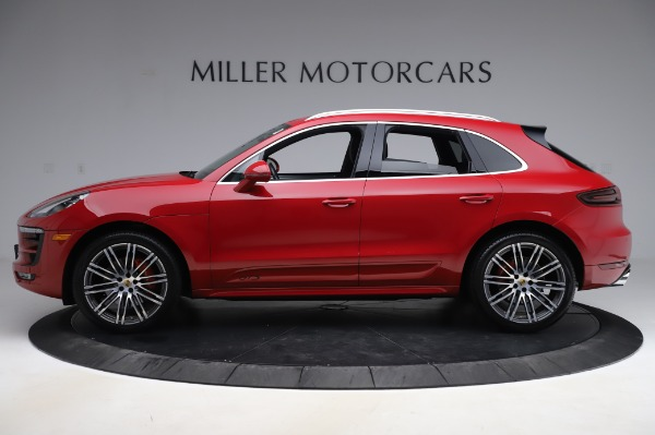 Used 2017 Porsche Macan GTS for sale $57,900 at Bentley Greenwich in Greenwich CT 06830 3