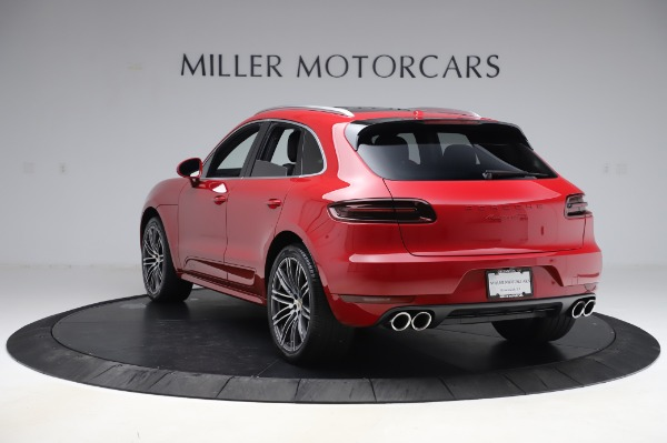 Used 2017 Porsche Macan GTS for sale $57,900 at Bentley Greenwich in Greenwich CT 06830 5