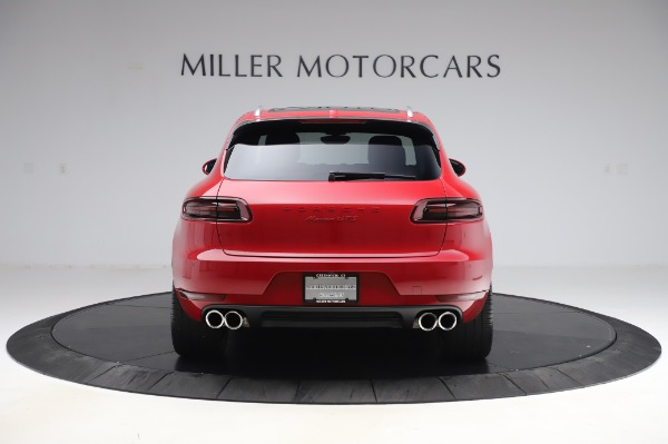 Used 2017 Porsche Macan GTS for sale $57,900 at Bentley Greenwich in Greenwich CT 06830 6