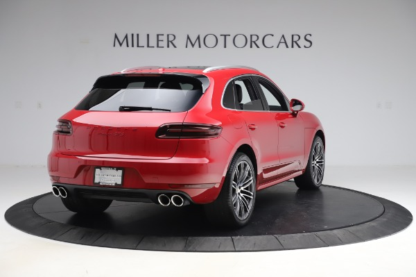 Used 2017 Porsche Macan GTS for sale $57,900 at Bentley Greenwich in Greenwich CT 06830 7