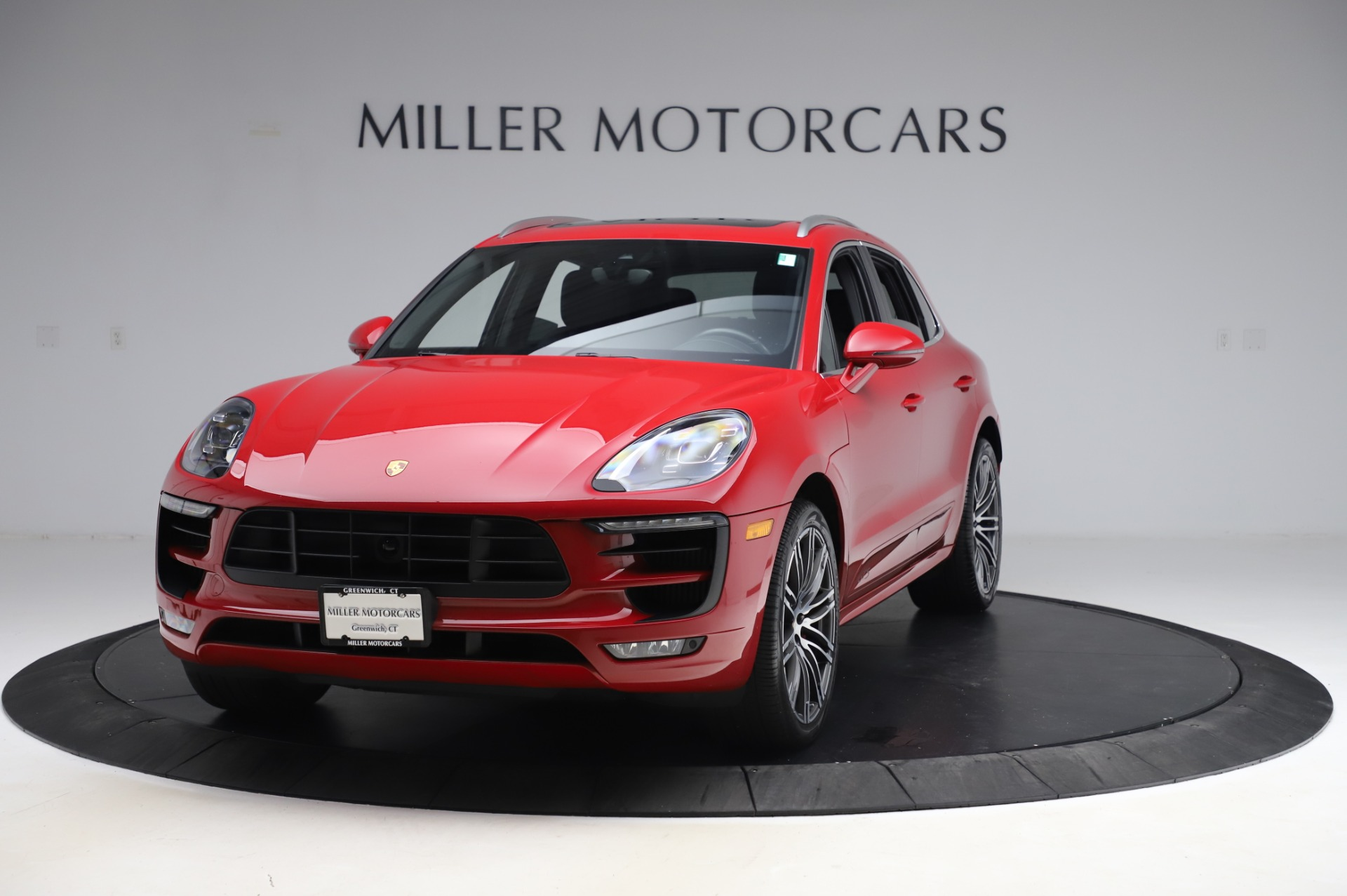 Used 2017 Porsche Macan GTS for sale $57,900 at Bentley Greenwich in Greenwich CT 06830 1
