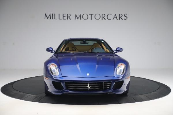 Used 2009 Ferrari 599 GTB Fiorano for sale Sold at Bentley Greenwich in Greenwich CT 06830 12