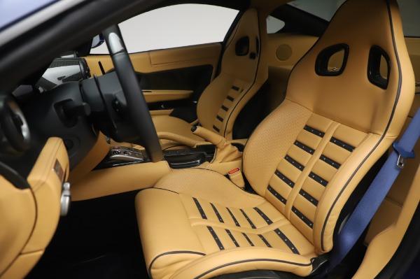 Used 2009 Ferrari 599 GTB Fiorano for sale Sold at Bentley Greenwich in Greenwich CT 06830 16