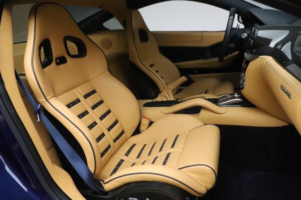 Used 2009 Ferrari 599 GTB Fiorano for sale Sold at Bentley Greenwich in Greenwich CT 06830 24