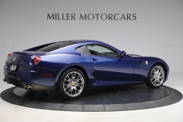 Used 2009 Ferrari 599 GTB Fiorano for sale Sold at Bentley Greenwich in Greenwich CT 06830 8