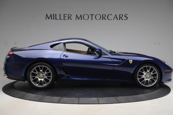 Used 2009 Ferrari 599 GTB Fiorano for sale Sold at Bentley Greenwich in Greenwich CT 06830 9