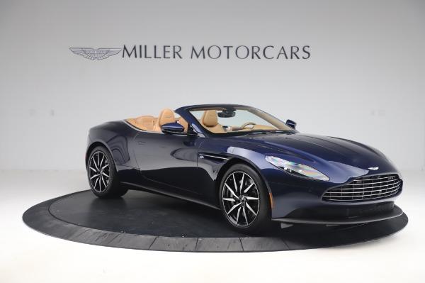 New 2020 Aston Martin DB11 Volante Volante for sale $248,326 at Bentley Greenwich in Greenwich CT 06830 10