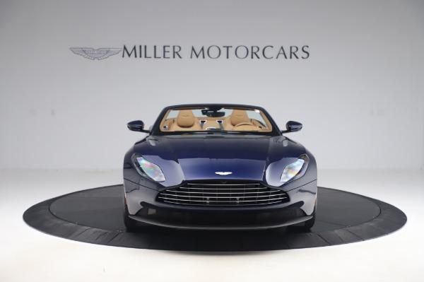 New 2020 Aston Martin DB11 Volante Volante for sale $248,326 at Bentley Greenwich in Greenwich CT 06830 11