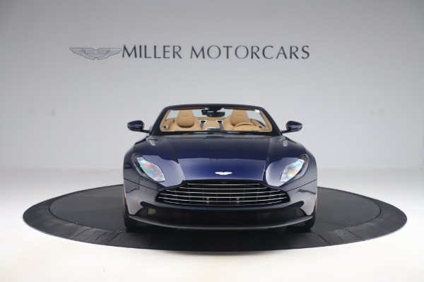 New 2020 Aston Martin DB11 Volante for sale $248,326 at Bentley Greenwich in Greenwich CT 06830 11