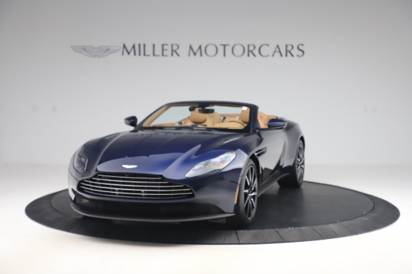 New 2020 Aston Martin DB11 Volante for sale $248,326 at Bentley Greenwich in Greenwich CT 06830 12