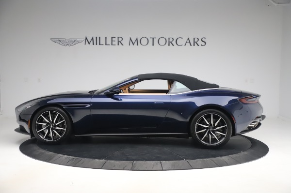 New 2020 Aston Martin DB11 Volante Volante for sale $248,326 at Bentley Greenwich in Greenwich CT 06830 13