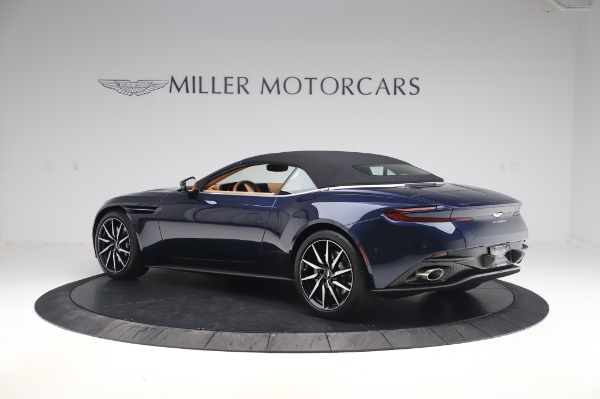 New 2020 Aston Martin DB11 Volante for sale $248,326 at Bentley Greenwich in Greenwich CT 06830 14