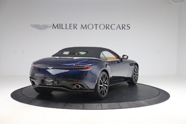 New 2020 Aston Martin DB11 Volante for sale $248,326 at Bentley Greenwich in Greenwich CT 06830 15
