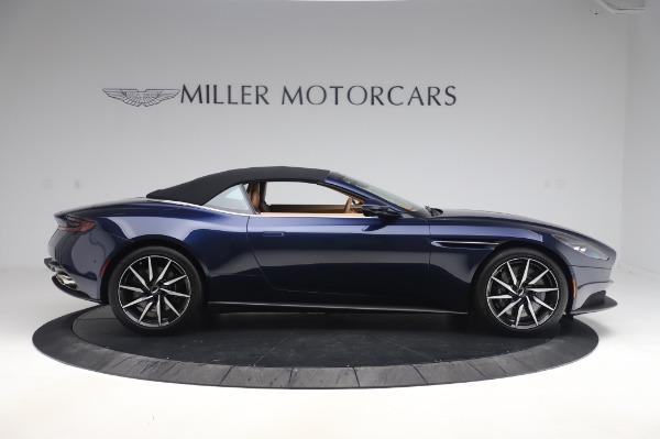 New 2020 Aston Martin DB11 Volante Volante for sale $248,326 at Bentley Greenwich in Greenwich CT 06830 16